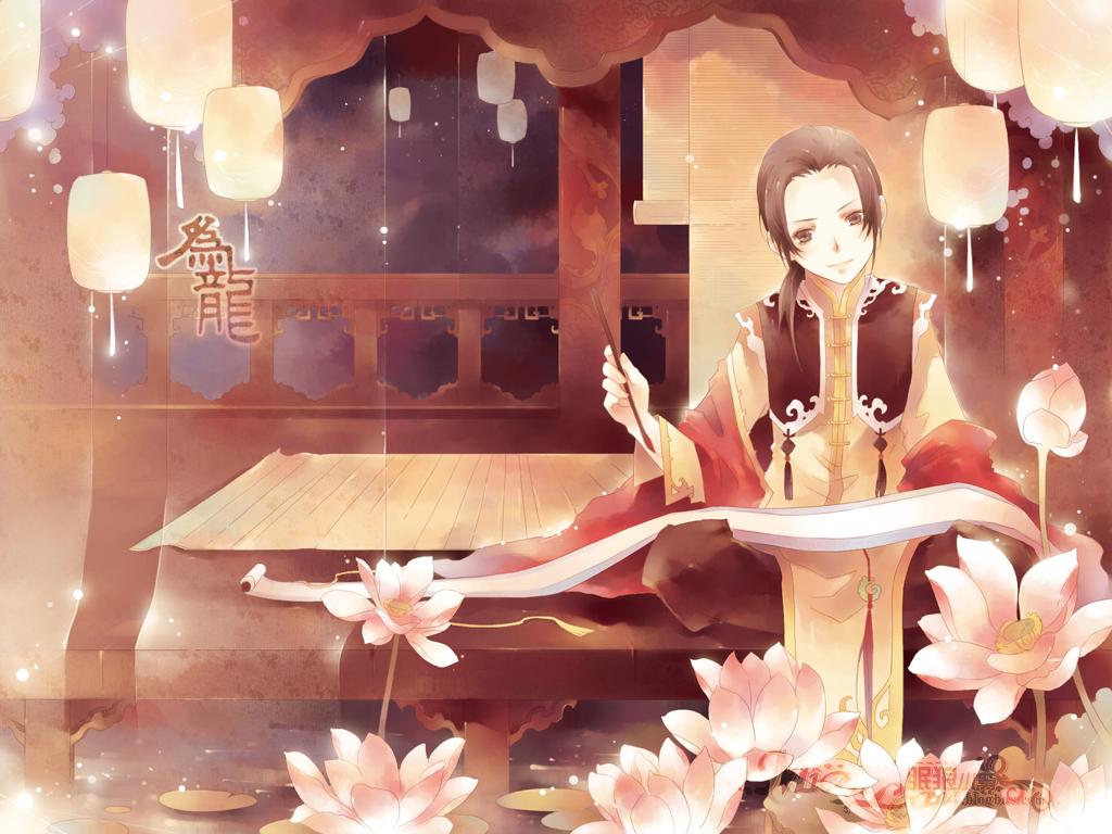 Wang Yao by mlcamaro