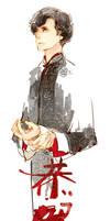 Ancient costume Sherlock