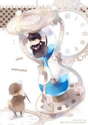 A Study In Time Sherlock by mlcamaro