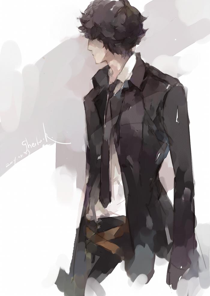 BBC Sherlock by mlcamaro