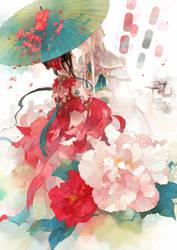 Hibiscus Flower by mlcamaro