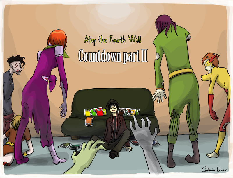 AT4W: Countdown part II by RinLockhart