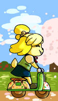 Isabelle's Vacation