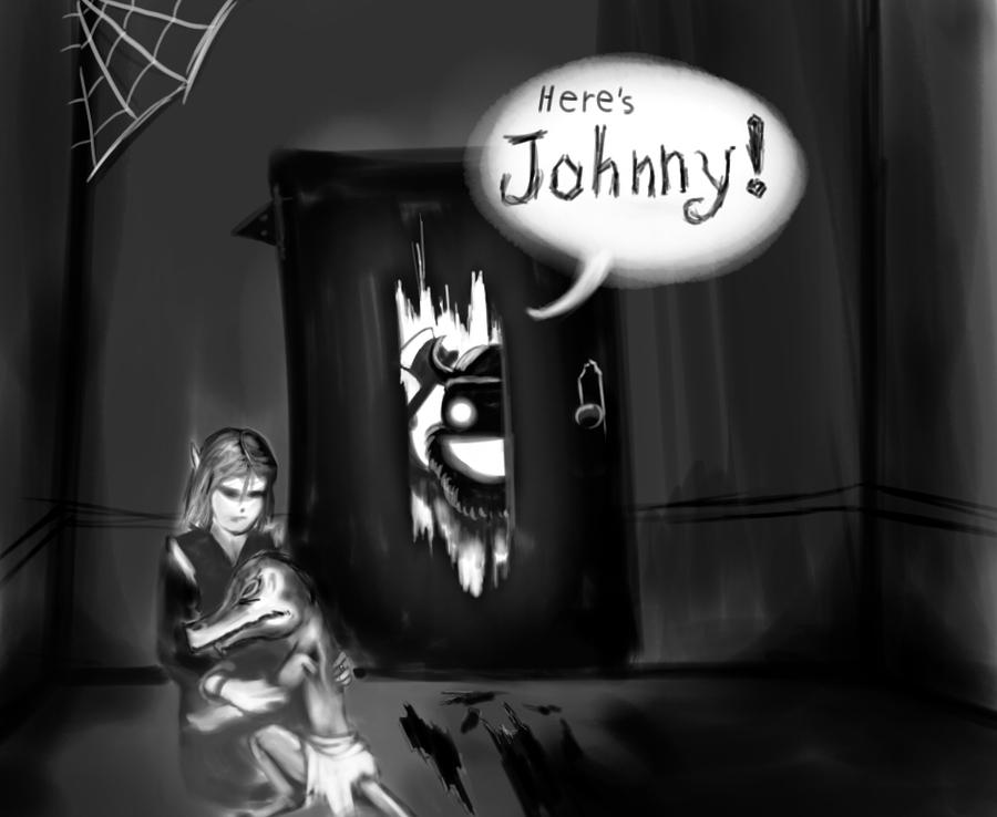 Here is JOHNNY by Germille