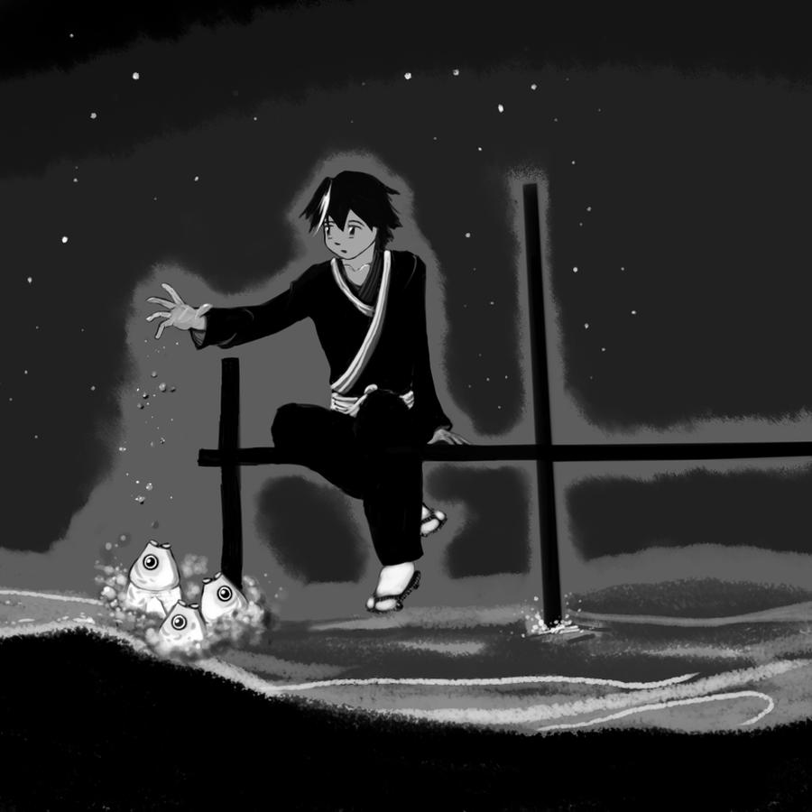 Doji Kichiro by Germille
