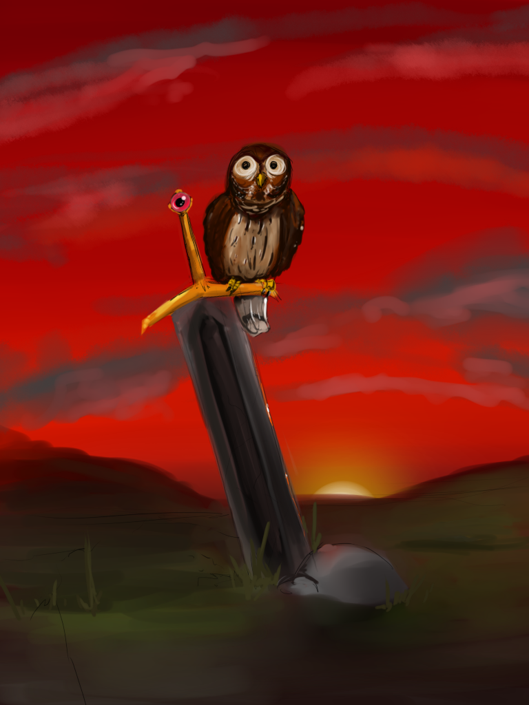 OwlGrave by Germille