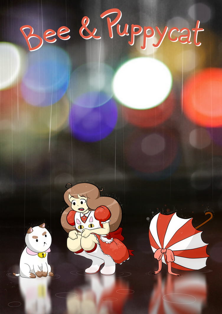 Bee And Puppycat by Germille