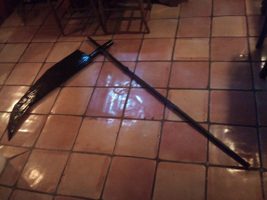 Soul eater death scythe weapon form