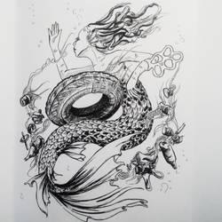 The Modern Mermaid