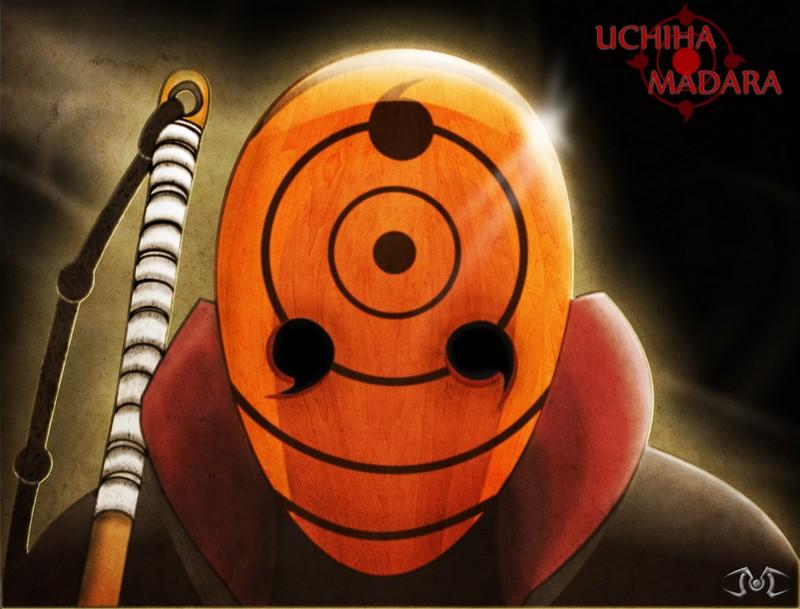Uchiha Obito Mask Uchiha Madara New Mask by