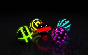 Ball Glow