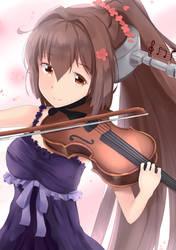 yamato violin by jmc5221