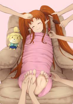 Tsumaru relaxation