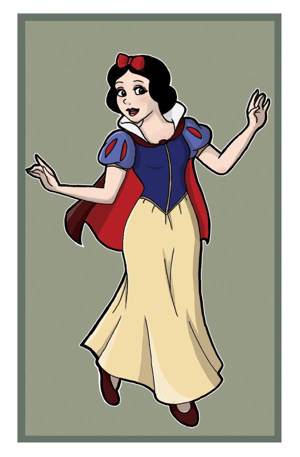 Snow White by tragicrabbit07