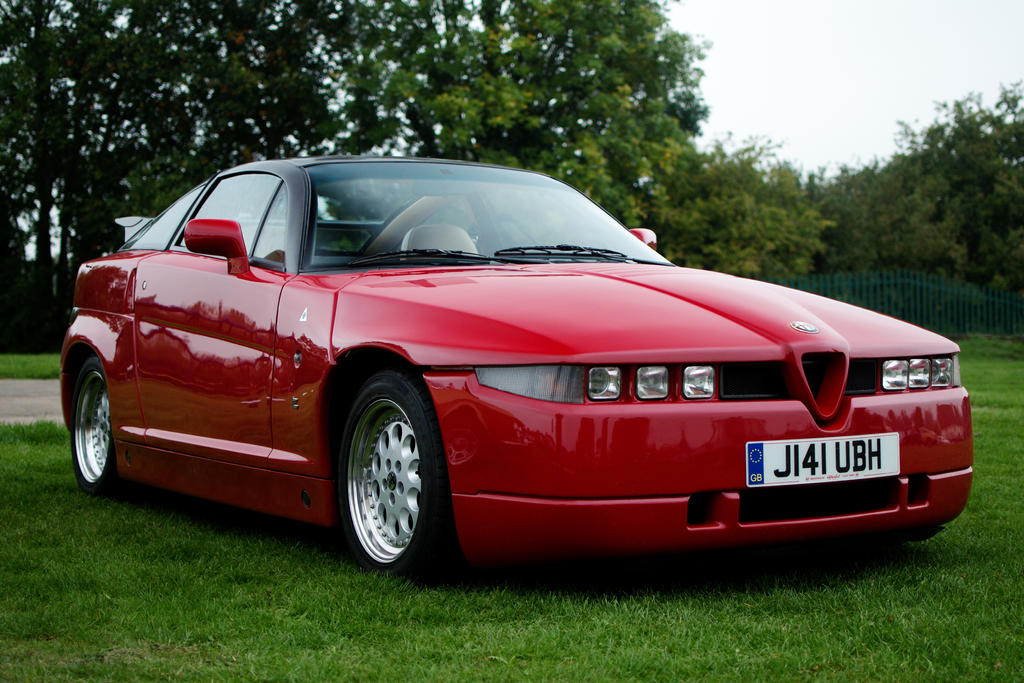 Image Result For Wallpaper Alfa Romeo Sports Car