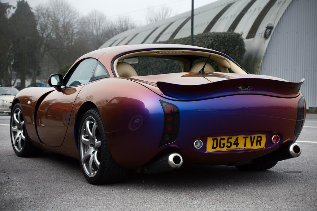 TVR Tuscan S, rear by FurLined