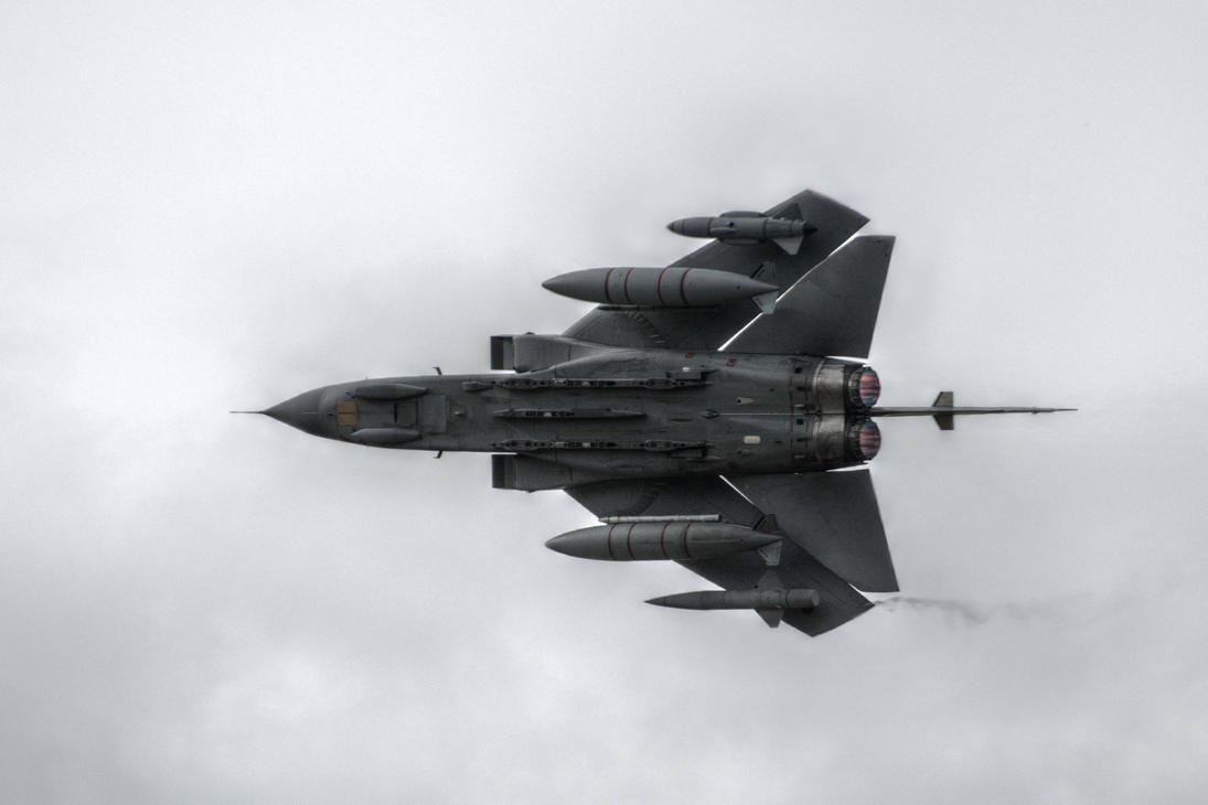RAF Tornado GR4 by FurLined