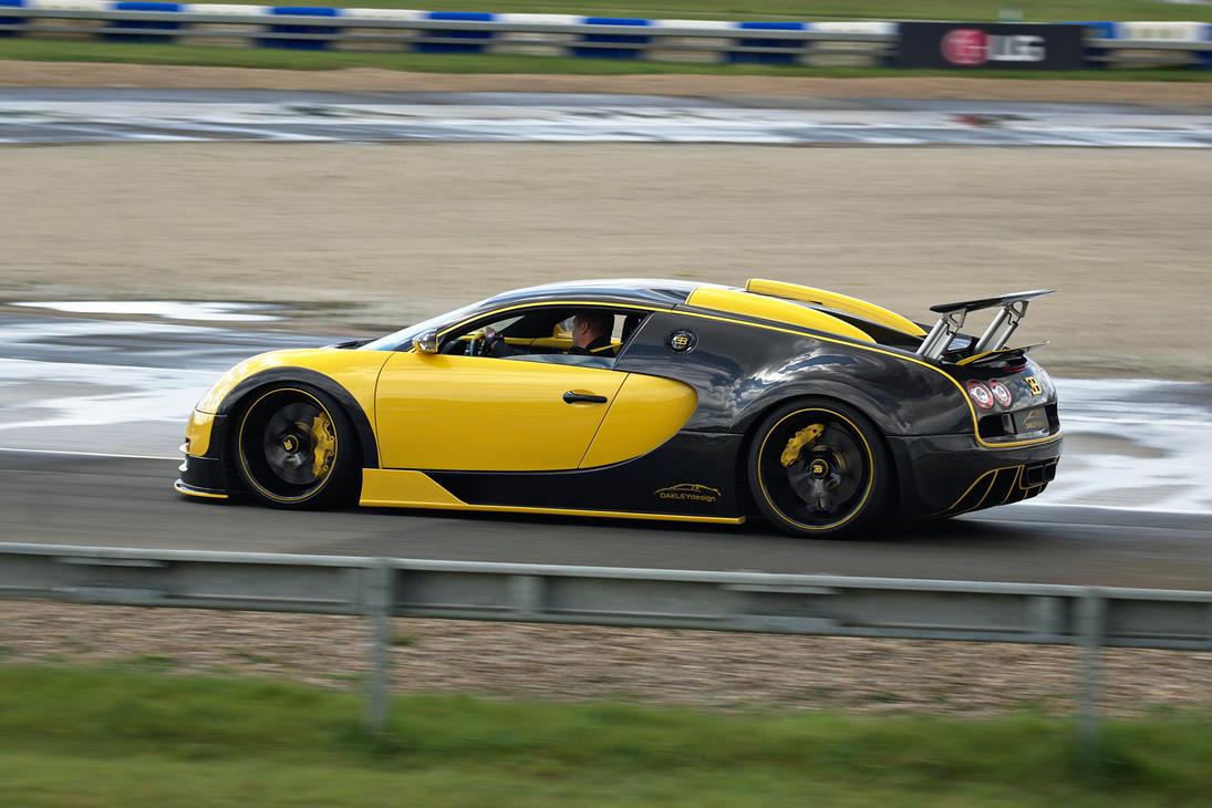 Oakley Design Bugatti Veyron by FurLined