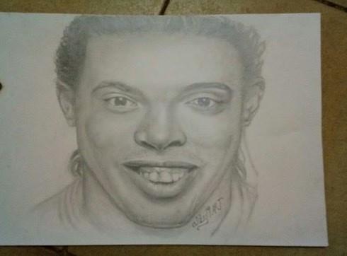 Ronaldinho by aldy19
