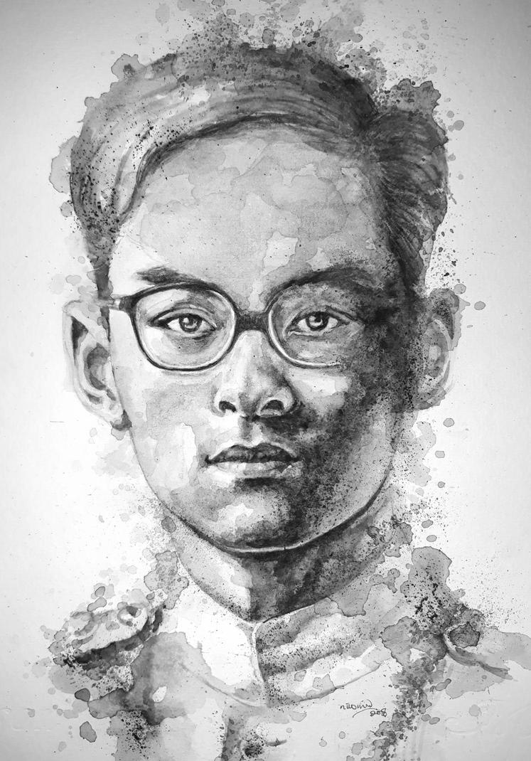 His Majesty King Bhumibol Adulyadej - King Rama IX by edwin-Huang