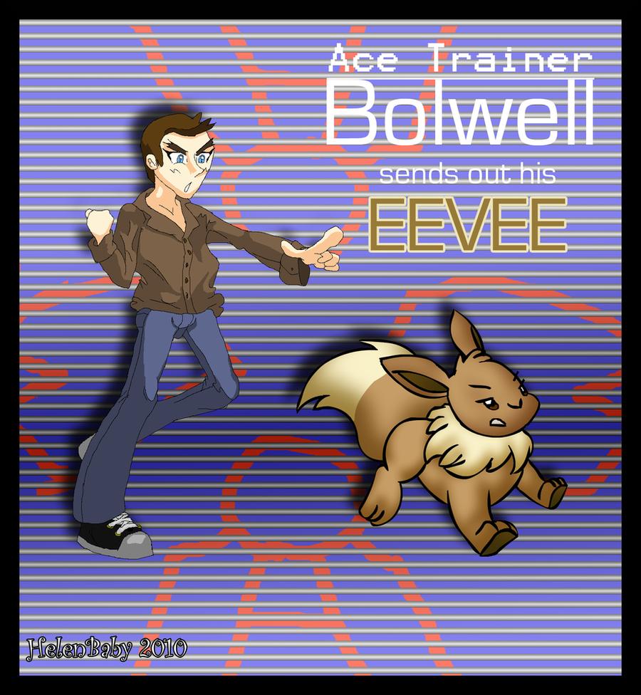 Eevee, go by HelenBaby