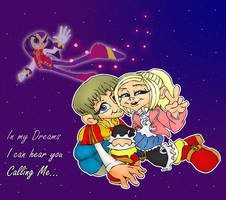 Will and Helen : NiGHTS Journey of Dreams