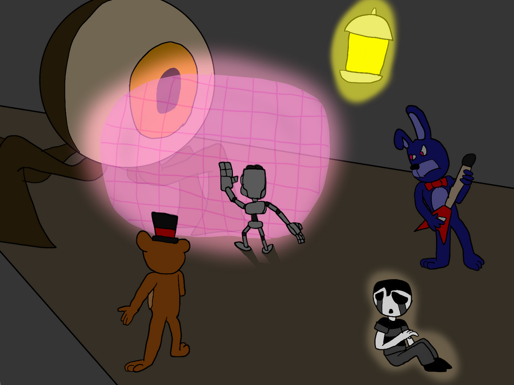 Freddy Fazbear And Friends: Rescuing CC By All-StarGamer99