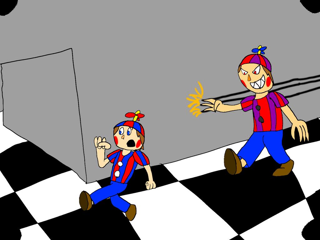 Freddy Fazbear And Friends: Running Away By All