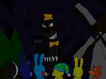 Freddy Fazbear and Friends: King of Nightmares