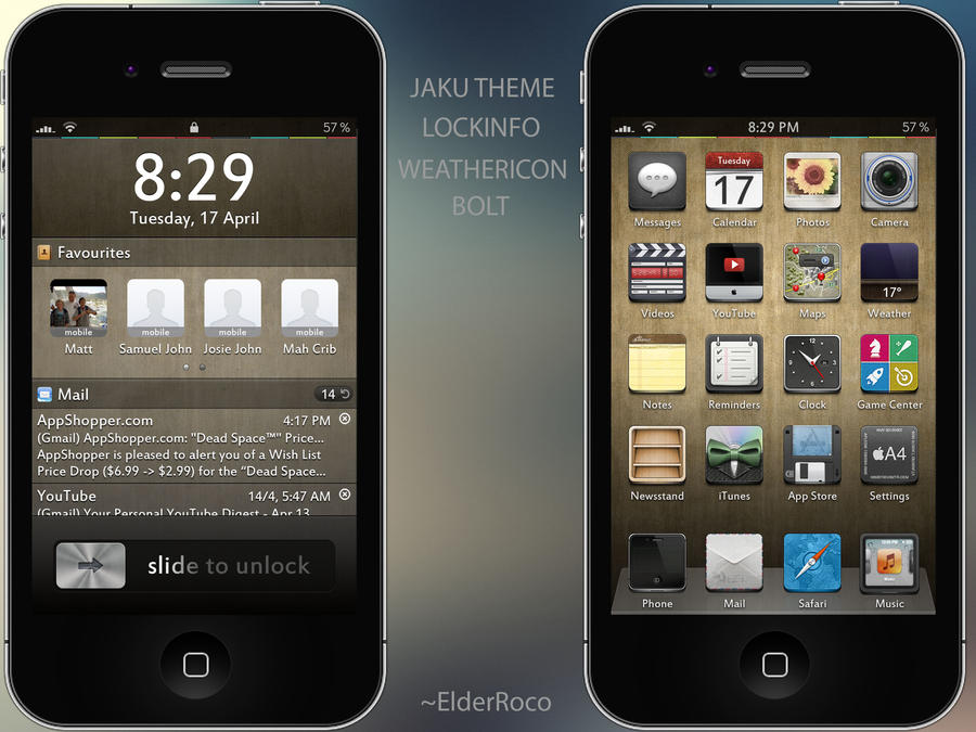 iPHONE SCREENSHOT 1 by ElderRoco