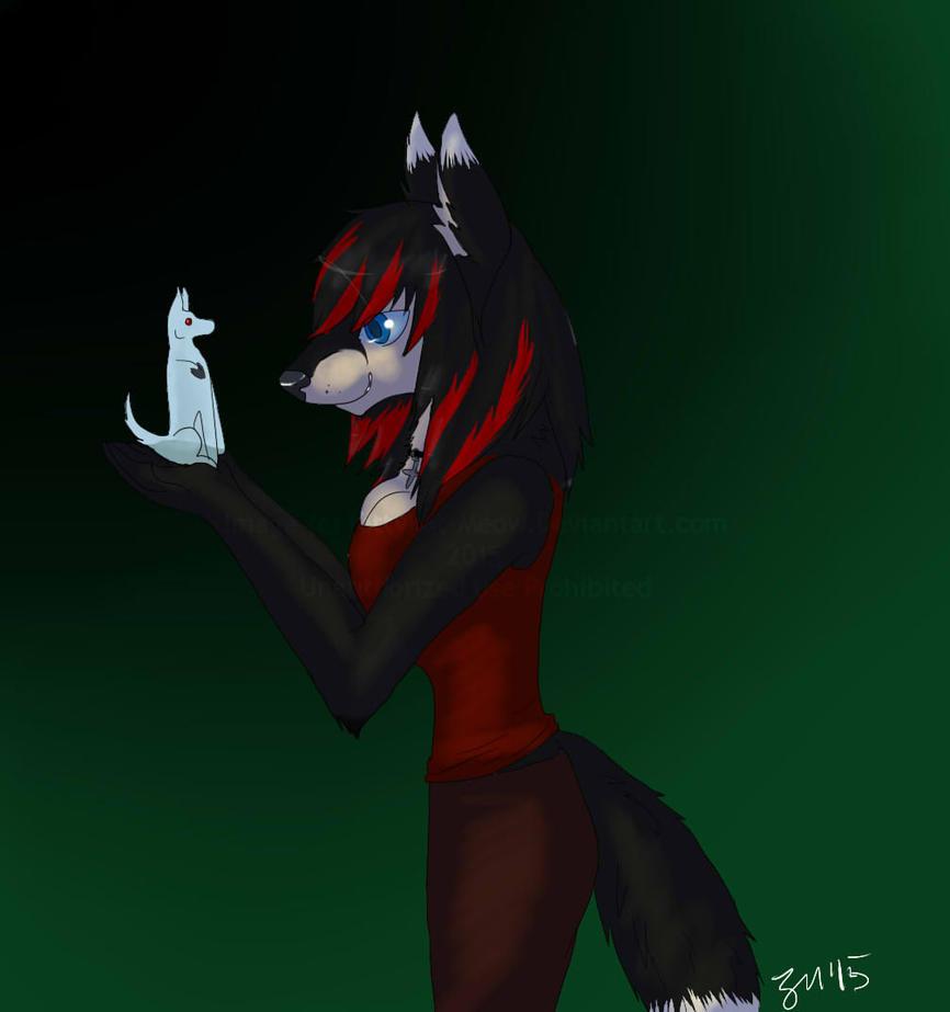 CrystalHeart by Kittykat-Meow