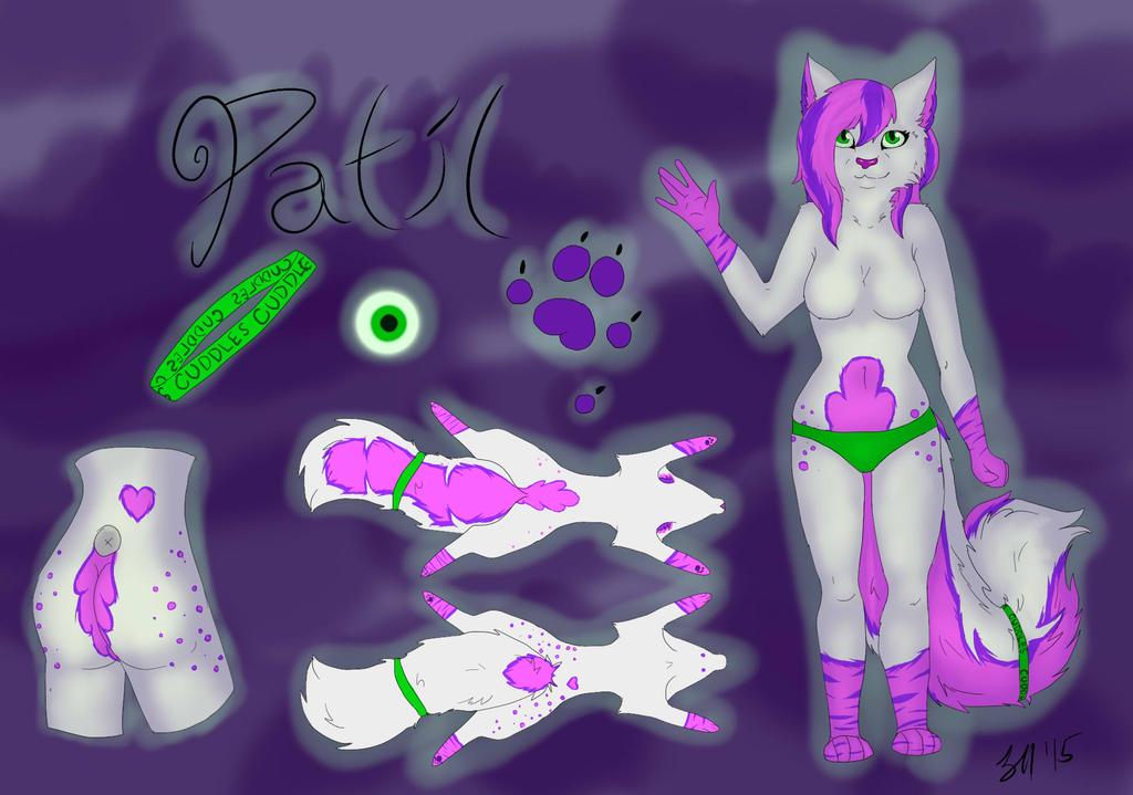 Patil Ref 2015 by Kittykat-Meow