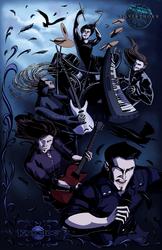Kam Tour 2013 by Countess-Studios