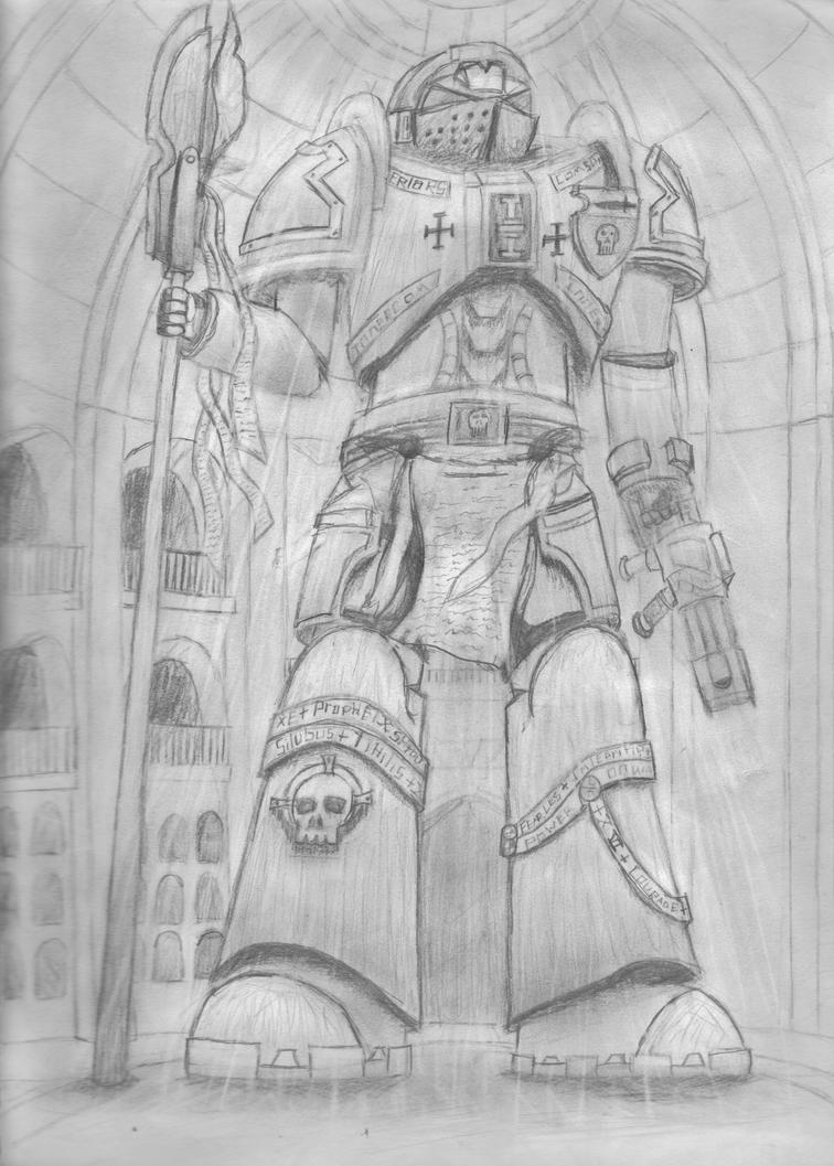 Grey Knight by Rift-Mark