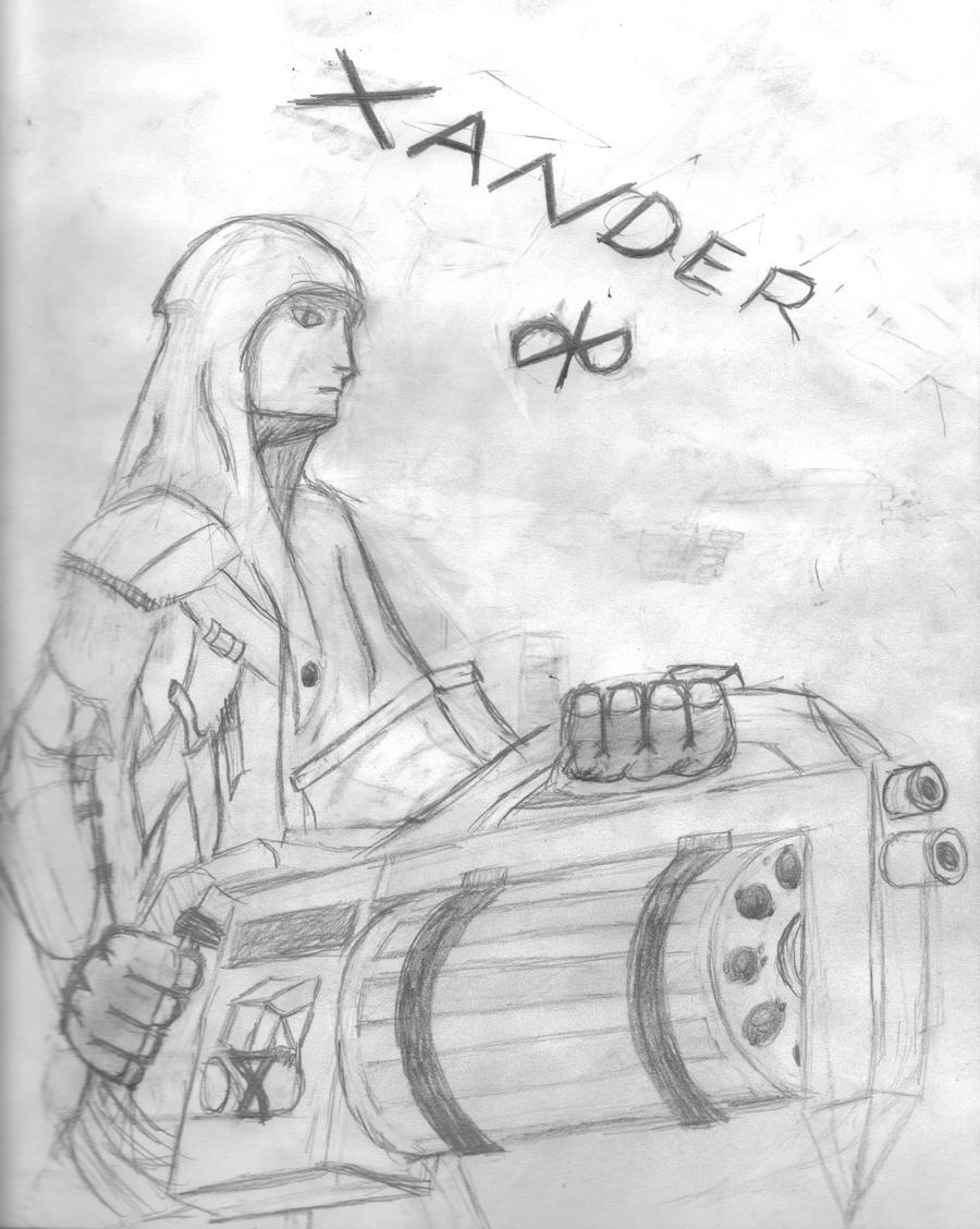 Xander by Rift-Mark