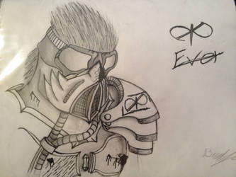 Ever Clan Soldier by Rift-Mark