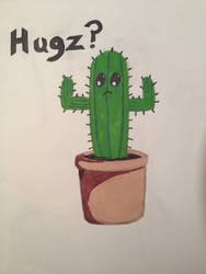 Cactus HUGZ? by Rift-Mark
