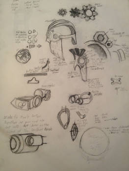 Monocle Scetch