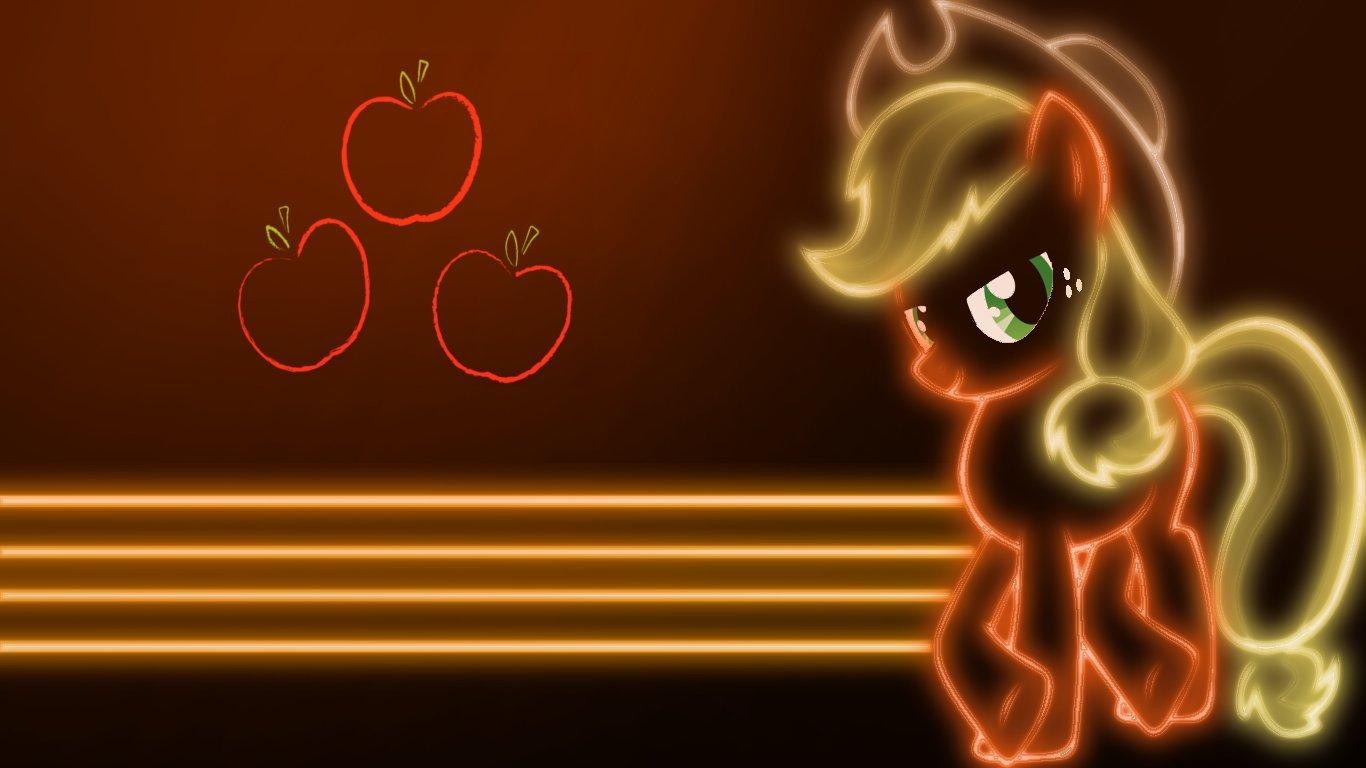 Rainbow Dash Applejack Legendary 3d Anime Wallpaper | Happy Wallpaper