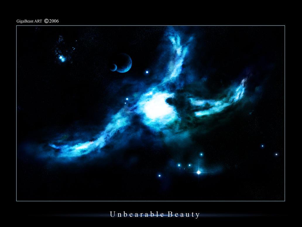 Unbearable Beauty by GigaBeast