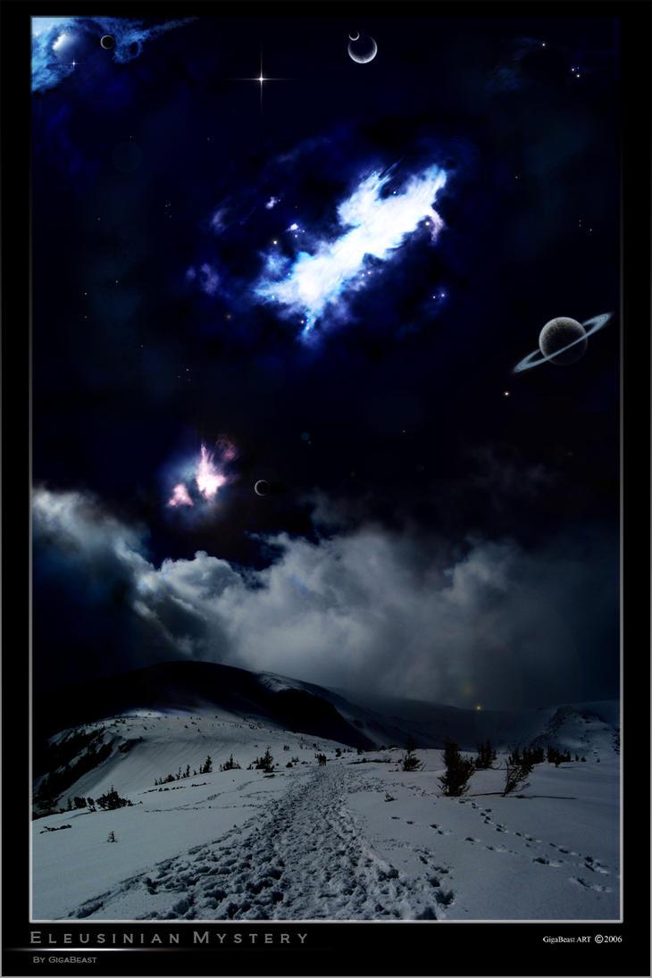 Eleusinian Mystery by GigaBeast