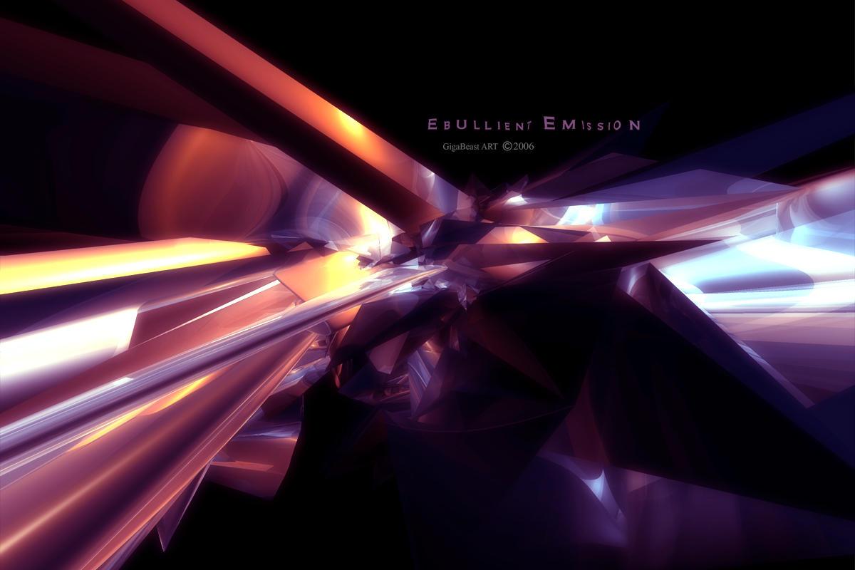Ebullient Emission by GigaBeast