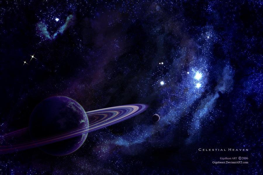 Celestial Heaven by GigaBeast