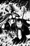 Undertaker/Mephisto commission.