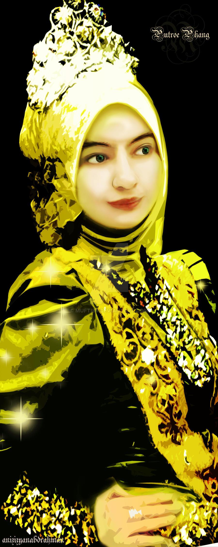 Putroe Phang by mufti89