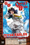 Teysa Karlov in Queens blade!