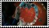 Gambit's Card Swirl .:Stamp:. by RejektedAngel