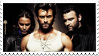 Wolverine - Trio .:Stamp:. by RejektedAngel