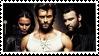 Wolverine - Trio .:Stamp:. by RejektedAngel