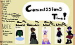Commissions opened!